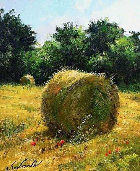 310 Summer Landscape Paintings Ideas Landscape Paintings Landscape Landscape Art