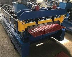 China Corrugated Roof Tile Making Machine Manufacturers Suppliers Price Haixing