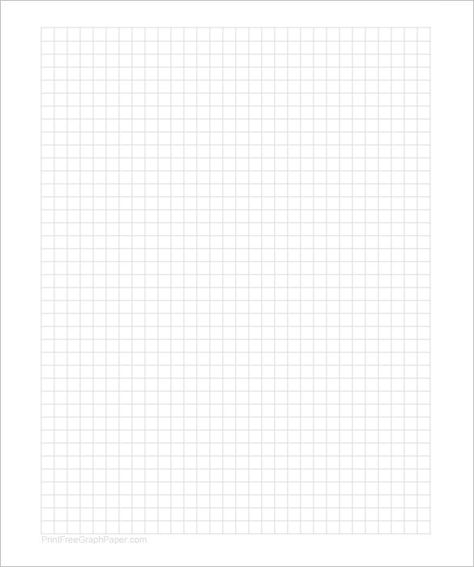 Graph Paper Template U2013 38+ Free Word, Excel, PDF Format Download   Graph  Download Graph Paper For Word
