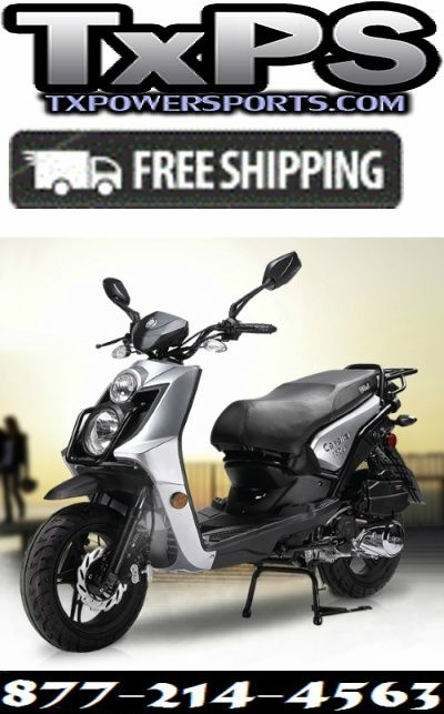 Vitacci PIONEER 150cc Scooter- TXPowersports com