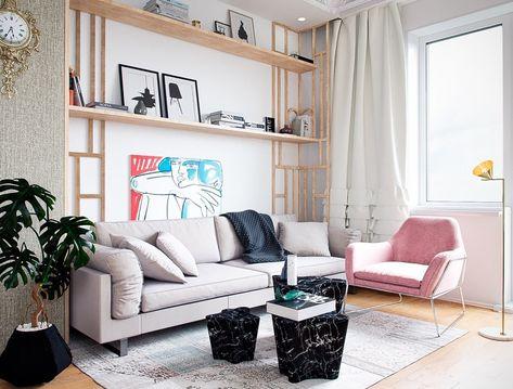 1001 Idee Per Case Moderne Interni Idee Di Design Stili