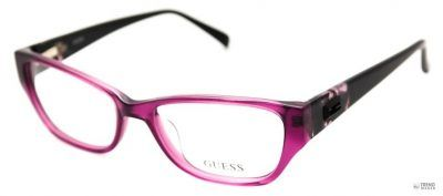 Guess szemüvegkeret női GU2408 PUR 52 16 140   Pur