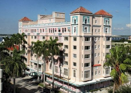 Bradenton The Former Manatee River Hotel Has Had Thousands Of Guests In Its 87 Years But Some Are Wondering If A Few Never Checked Out