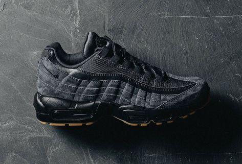 529c0aceb82d8 Nike Air Max 95 SE Black Anthracite Gum AJ2018-002 Release Date - SBD
