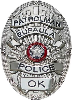 US State of Oklahoma, City of Eufaula Police Department