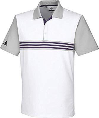 polo golf homme adidas