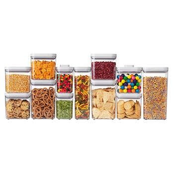 Oxo Softworks 12 Piece Pop Container Set Costco 79 99 X3