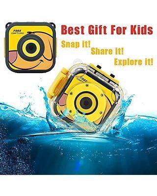 Leewa Christmas Toys Gift Leewa 720p Waterproof Sports Camera Hd Free Bluetooth Compu