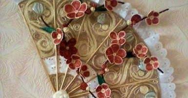 اليك فكرة رائعة لصنع ديكور تحفة فنية عبارة عن مروحة زهور لتزيين الغرف مصنوعة بخيوط الخيش فكرة رائعة و سهلة الادوات اللازمة خيوط الخيش ورق كرت Blog Posts Blog