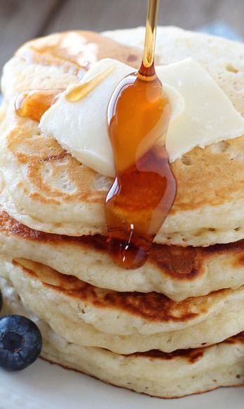 Buttermilk Pancakes Love Grows Wild Recipe The Best Buttermilk Pancake Recipe Food Pancake Recipe Buttermilk