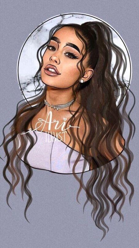 Wallpaper Iphone Android Background Followme Tumblr Beautiful Girly Art Zeichnung Madchen Madchen Malen Niedliche Zeichnungen
