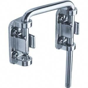 Prime Line Patio Chrome Sliding Door Loop Lock U 9847 At The Home Depot Homesecuritysystems