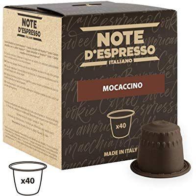 Note D Espresso Cápsulas De Chocolate 7 G Caja De 100 Unidades Amazon Es Alimentación Y Bebidas Cafetera Nespresso Nespresso Espresso