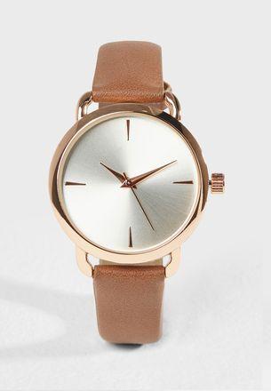 ساعات نمشي السعودية Leather Watch Leather Accessories