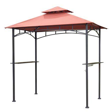 Walmart 8 X 5 Bbq Grill Canopy Replacement 1694157 Garden Winds