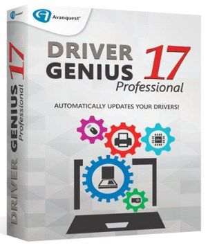 Driver Genius 17 Crack 2018 License Key Full Download