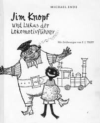 Pin Von Isabel Ocana Auf Franz Josef Tripp Jim Knopf Zeichnungen Bilderbuch