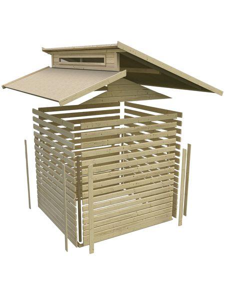 Gartenhaus Metall Hagebau In 2021 Gartenhaus Metall Gartenhaus Karibu Gartenhaus