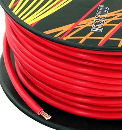 10 Awg Gauge Primary Wire Car Boat Marine Grade Tinned Copper Made In The Usa Ebay Tin Copper 10 Things