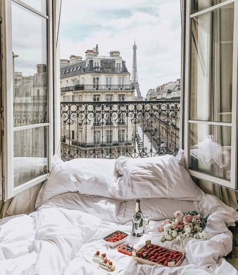 10 Chic Boutique Hotels in Paris, 2019 - - Bonjour et Happy Spring! I hope you're doing well and coming out of winter hibernation. This time of year we get lots of requests for hotel recommendations so I put together a list of my pers…. The Places Youll Go, Places To Go, Boutique Hotels, Boutique Chic, Little Paris, Paris Apartments, Parisian Apartment, Parisian Bedroom, Parisian Cafe