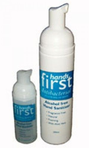 Hands First Hand Sanitiser Green Living Australia Hand