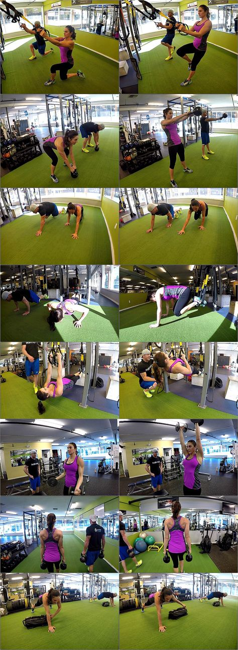 10 Weeks To Fitness-Day 54: Functional Training