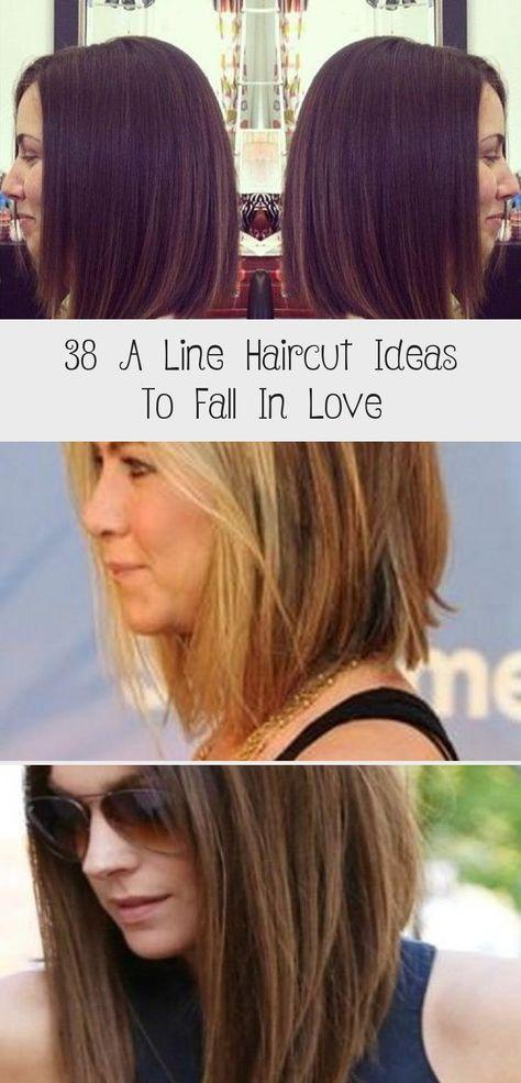 38 A Line Haircut Ideas To Fall In Love Hair Care In 2020 Purple Hair A Line Haircut Long Purple Hair