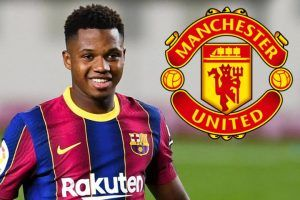 Barcelona Up Ansu Fati S 154m Release Clause For Man United In 2020 Man United The Unit Man