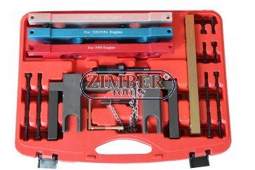 Bmw N51 N52 N53 N54 N55 Cam Camshaft Alignment Engine Timing Master Tool Kit Set Zt 04a2180 Smann Tools Bmw Engines Auto Mechanics Tools Bmw M54