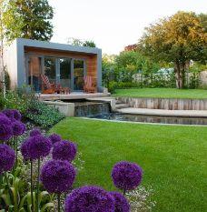 10 Best Luxury Gardens Images On Pinterest | Backyard Ideas, Exterior Design  And Contemporary Gardens