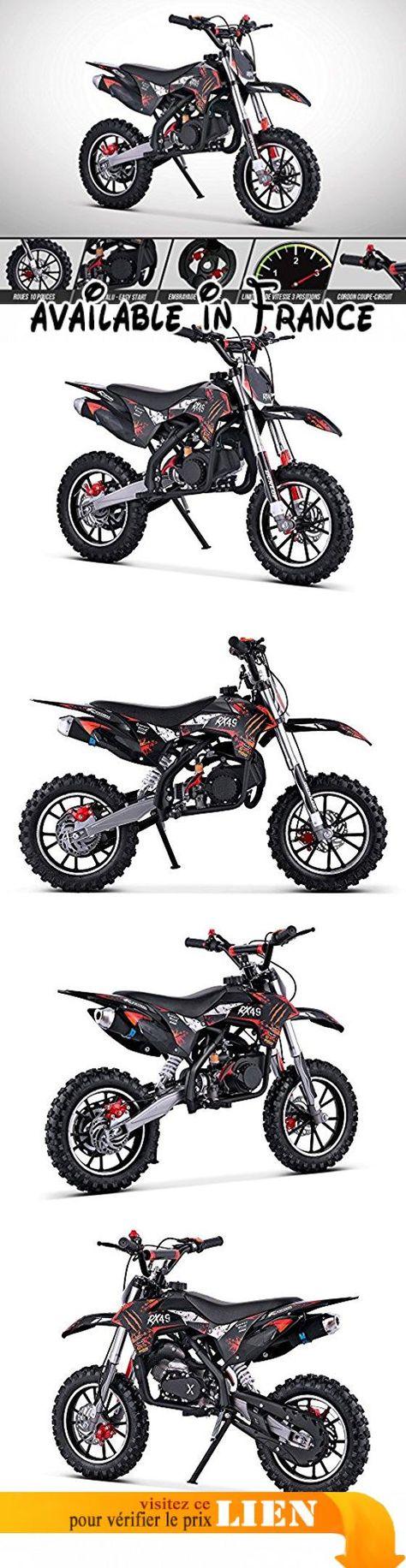 coupon de réduction achats belle qualité Pocket Cross RX 49 - Mini Moto Enfant 50cc - Limited Edition ...