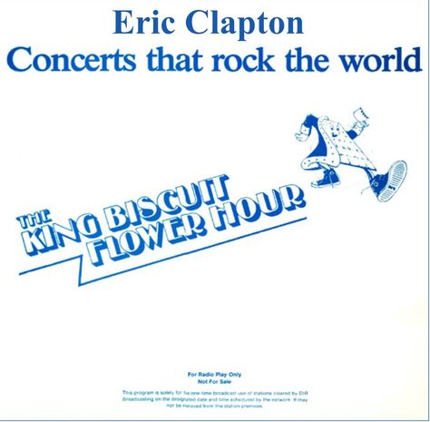 Eric Clapton - Live Dallas Convention Center 11/15/1976