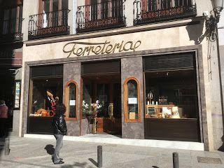 Mis Tabernas Favoritas Ferreteria By Ego C Atocha 57 Madrid Bar Madrid Restaurantes Ferreteria