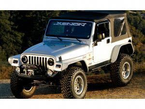 Xenon Hi Clearance Wide Flat Panel Flare Kit For 07 16 Jeep