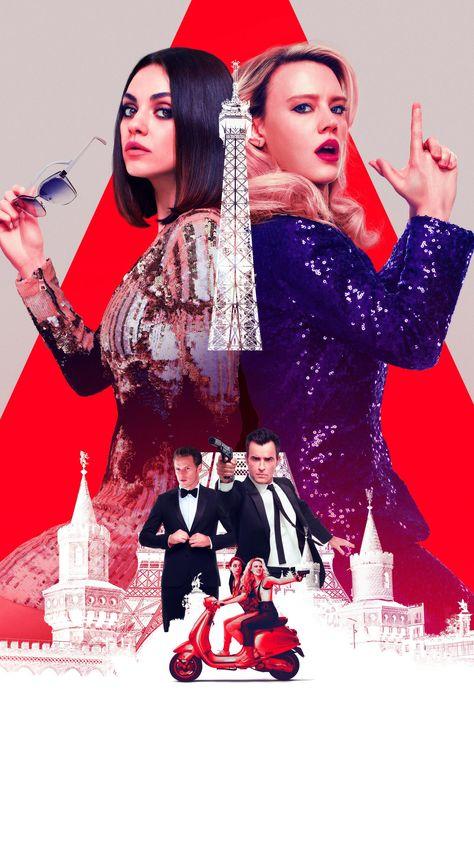 The Spy Who Dumped Me (2018) Phone Wallpaper | Moviemania