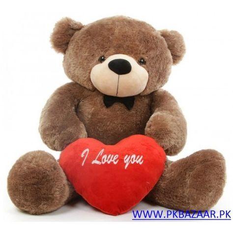 Teddy bear heart love cool hd wallpapers pinterest teddy bear altavistaventures Choice Image