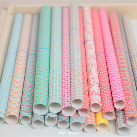 Gift wrap collection by Petit Pan
