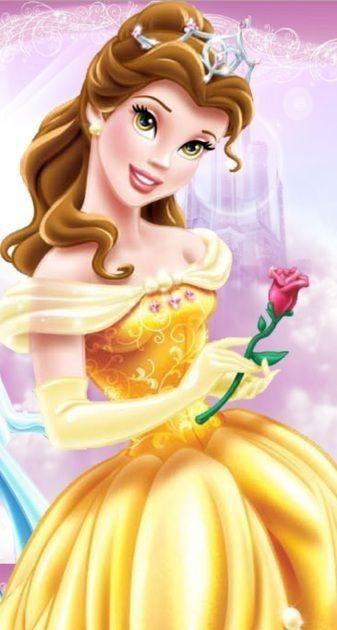 Belle Walt Disney Princesses Disney Princess Belle Belle Disney