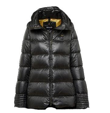 Chaqueta Blauer acolchada verde | Winter jackets, Michael