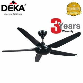 Check Price Deka Kronos F5p 5 Blade Ceiling Fan With Remote