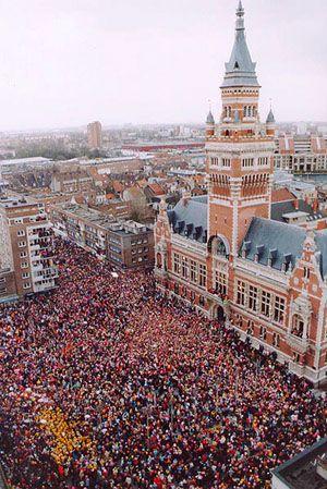 Karneval in Dunkerque / Dünkirchen im Nord - Pas-de-Calais