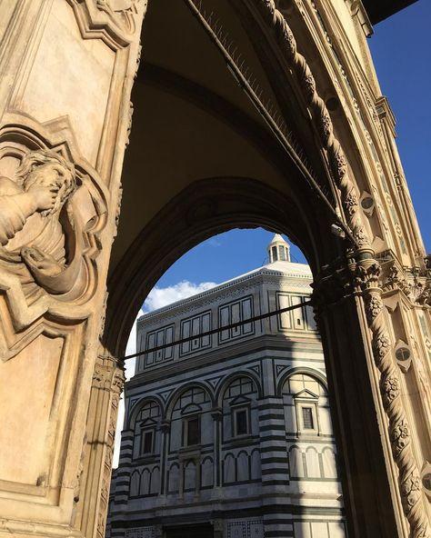 firenze Baptistry and Loggia del...