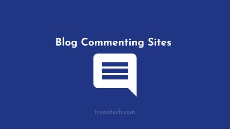 List of 25+ High DA Blog Commenting Sites for 2020 [High Quality]