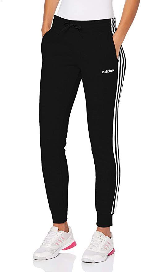 adidas Damen Trainingshose Essentials 3 Streifen in 2020