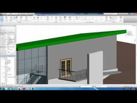 Autodesk Revit Tutorials 15 Adding Stairs And Railings Building Information Modeling Revit Tutorial Revit Architecture