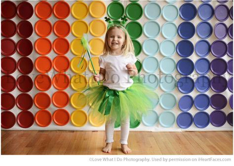 St. Patrick's Day Photo Inspiration - Child Photography by Love What I Do Photography featured on I Heart Faces Photography Blog