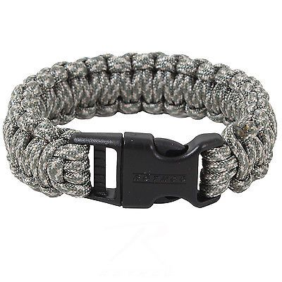 low priced c8e31 329ad ROTHCO DELUXE PARACORD BRACELET - FOLIAGE CAMO