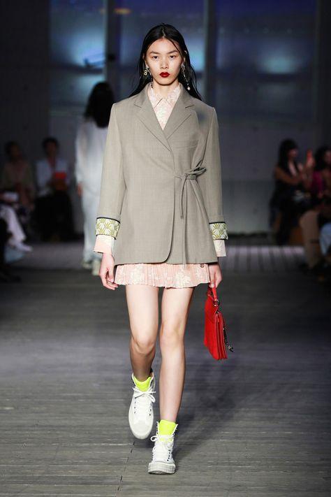 Chlo¨¦ Resort 2020 Fashion Show - Vogue