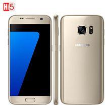 Unlocked Samsung Galaxy S7 S7 Edge Mobile Phone 4gb Ram 32gb Rom Quad Core Nfc Wifi Gps 5 1 5 5 12mp 4g Lte Fingerprint Price Us