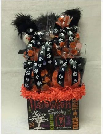 Halloween gift baskets for dogs